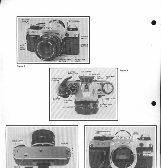 Photo Extreme Canon Ae1 Program Service Repair Manual